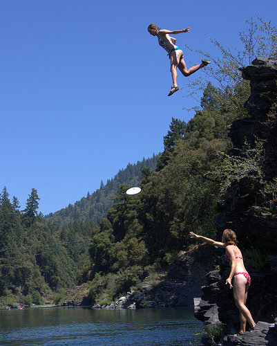 Cool Cliff Jump images